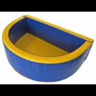 Сухой бассейн «Полукруг» 2000х500х100