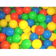Цветные шарики для сухого бассейна